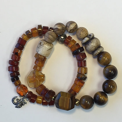Chunky Tiger's eye