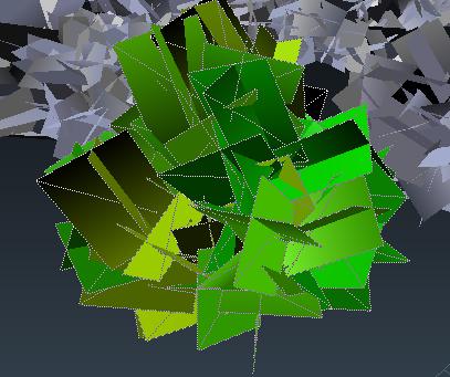Shader para los árboles 2da parte, Programa de vértices y superficie