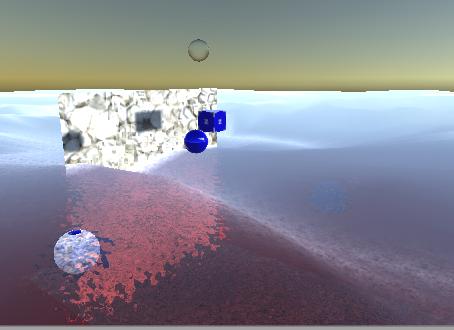 Como hacer un océano para videojuegos en el nuevo Blender y que rinda bien.