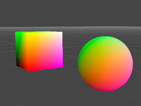 Tutorial Shaders - Haciendo un Cubo RGB