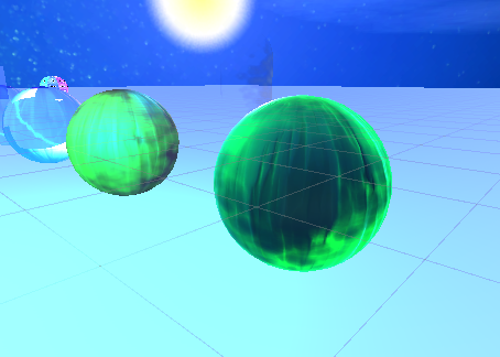 Standard Surface Scattering