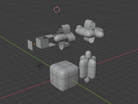 Marching cubes, la base de un juego estilo minecraft