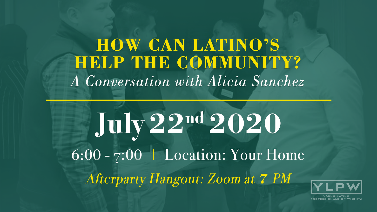 How Can Latino's Help the Community?