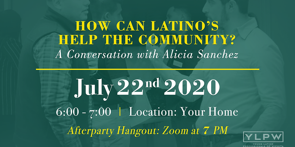 How Can Latinos Help the Community?
