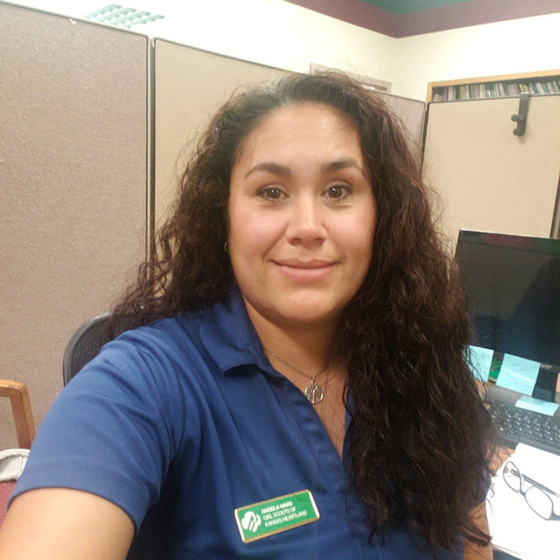 Angie Ward - Manager for Membership Recruitment, Girl Scouts