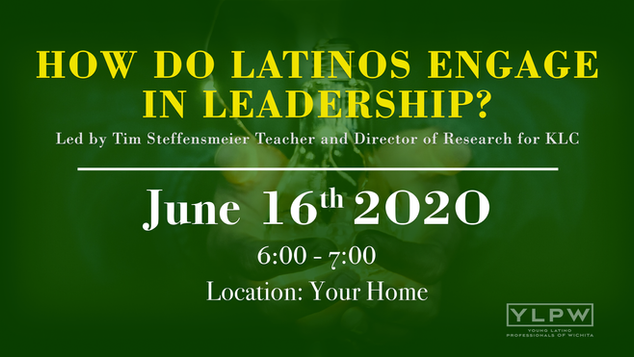 How Do Latino's Engage in Leadership?