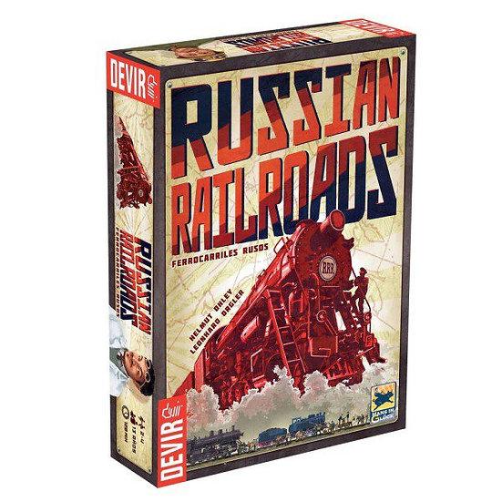 Ferrocarriles Rusos