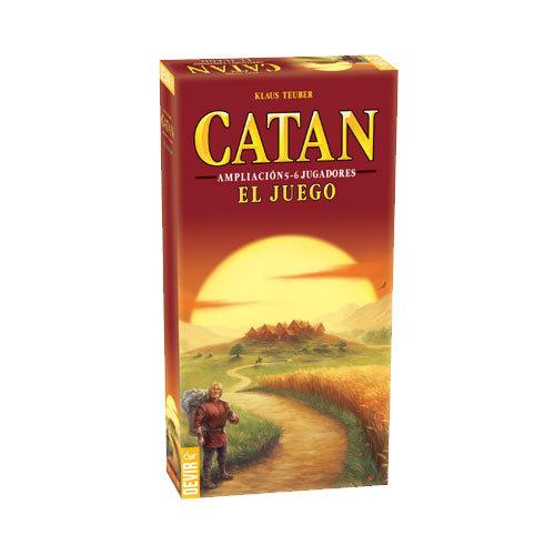 Extensión Catan 5-6 jugadores