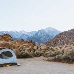 Faire du camping aux Etats Unis
