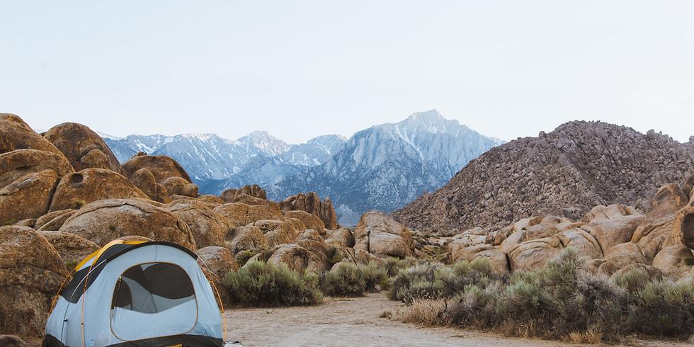 Winter Camping 3