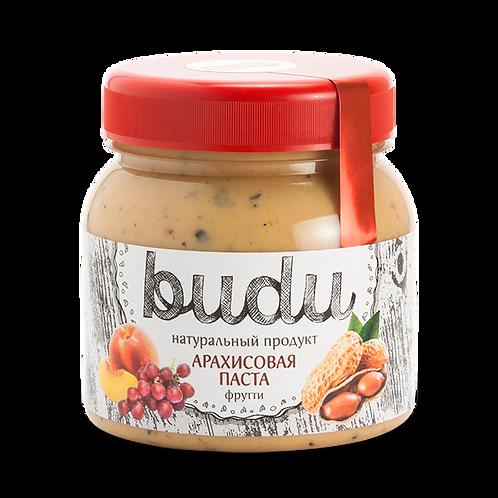 Арахисовая паста BUDU «Фрутти»