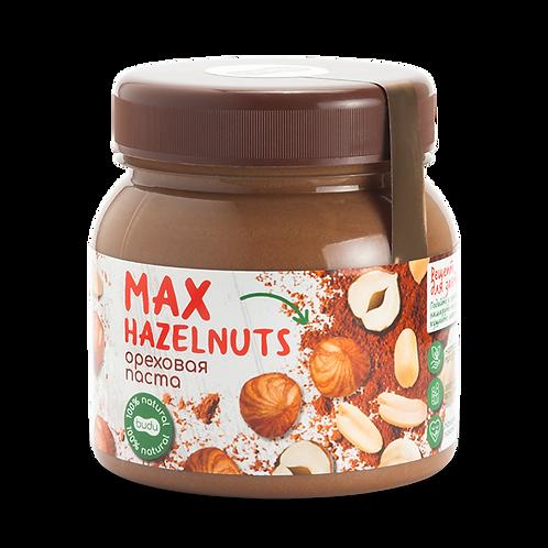 Ореховая паста BUDU «Макс Хэзелнатс»