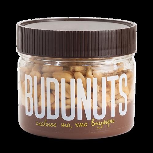 Десерт ореховый BUDUNUTS «Арахис в шоколаде»
