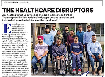 GenElek- Entrepreneur India Advertorial