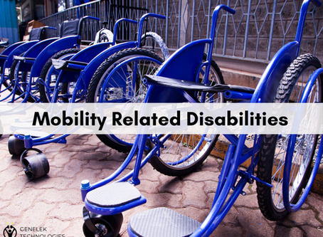 Mobility Related Disabilities