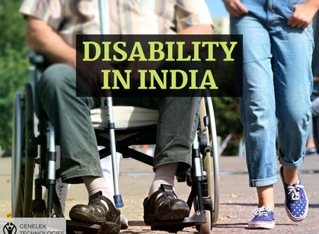 Disability in India