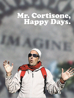 Mr. Cortizone, Happy Days