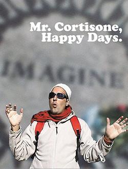 Mr. Cortizone, Happy Days
