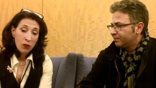 Duki Dror and Debie Erwing for Mendelsohn's Incessant Visions 6/03/2012