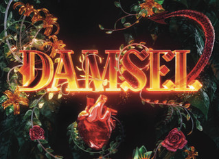 📝Review: Damsel by Elana K. Arnold 🐉