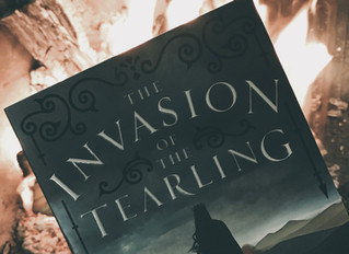 📑 Review: The Invasion of the Tearling by Erika Johansen