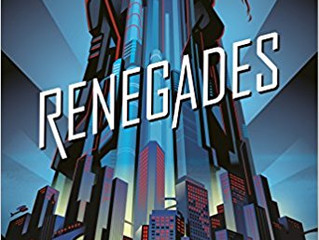 📑Review: Renegades by Marissa Meyer  🏋🏽