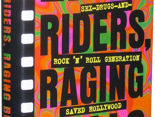 📑 Review: Easy Riders, Raging Bulls by Peter Biskind