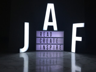 Read. Create. Inspire: The Story