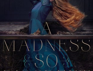 📑 Review: A Madness So Discreet by Mindy McGinnis