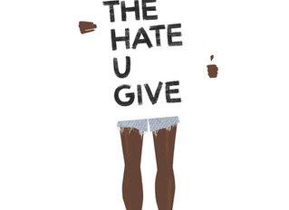 📑Review: The Hate U Give by Angie Thomas 🔫