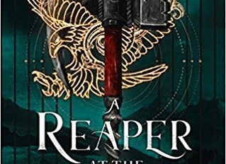 📑Review: A Reaper at the Gates by Sabaa Tahir
