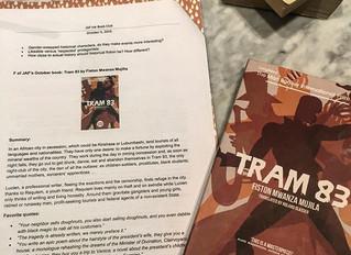 📑 Review: Tram 83 by Fiston Mwanza Mujilla