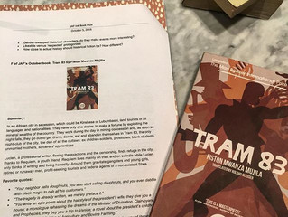 📑 Review: Tram 83 by Fiston Mwanza Mujilla