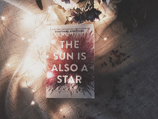 📑 Review: The Sun is Also a Star by Nicola Yoon