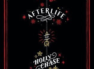 📑Review: The Afterlife of Holly Chase by Cynthia Hand 🎄
