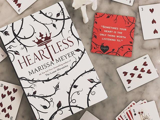 📑 Review: Heartless by Marissa Meyer