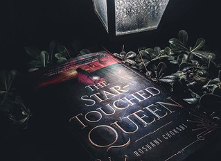 📑 Review: The Star-Touched Queen by Roshani Chokshi