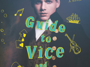 📑 Review: The Gentleman's Guide to Vice and Virtue by Mackenzie Lee🎻