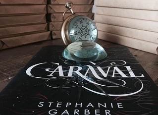 📑 Review: Caraval by Stephanie Garber
