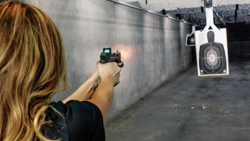 Private Handgun Level 1