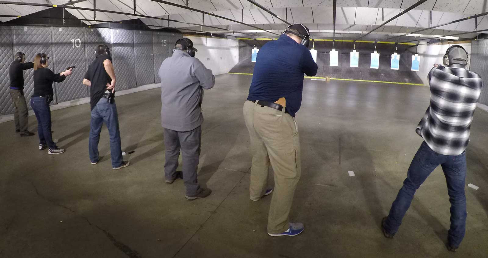 Public Handgun Level 1
