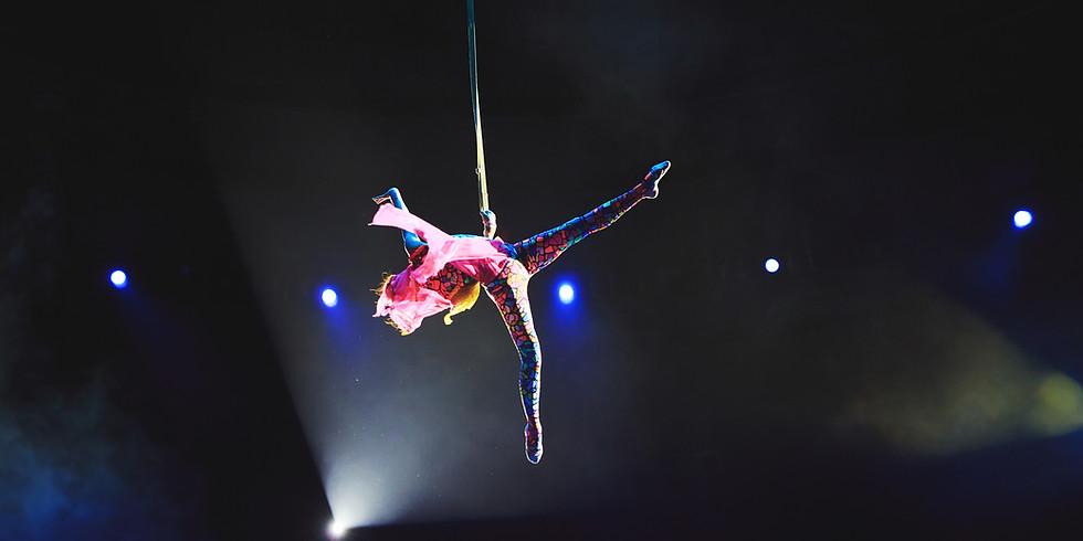 Stage de cirque Planet Circus