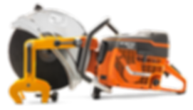 K1270 Husqvarna Rail Saw