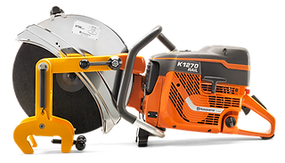 New K1270 Husqvarna Gas Rail Saw