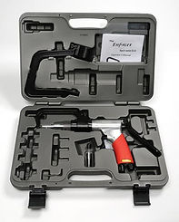 Spotweld drill paackage and storage case