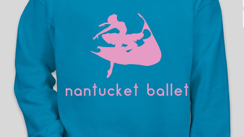 Sapphire Nantucket Ballet Crewneck