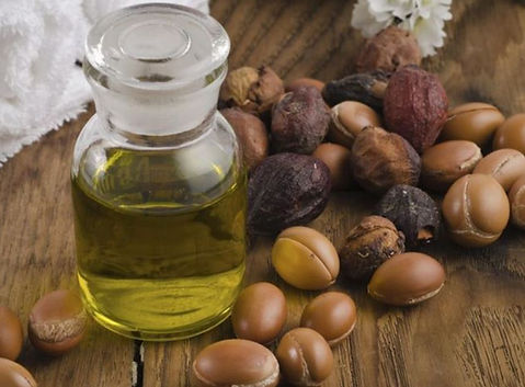 savon enrichi à huile d'argan bio