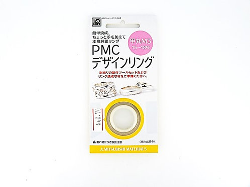 PMC Ready made round ring - size M3