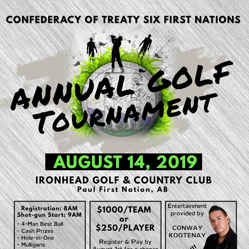 CTSFN Annual Golf Tournament
