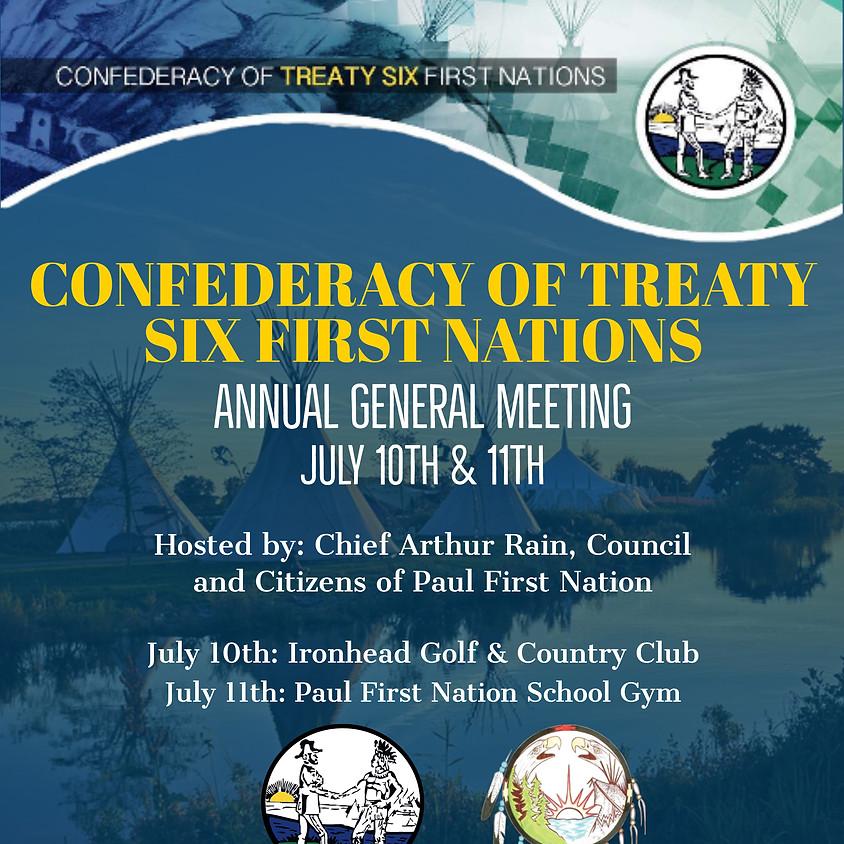 CTSFN Annual General Meeting